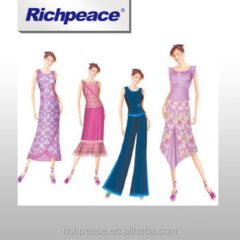 Richpeace 3D Creation garment style and printing Design System