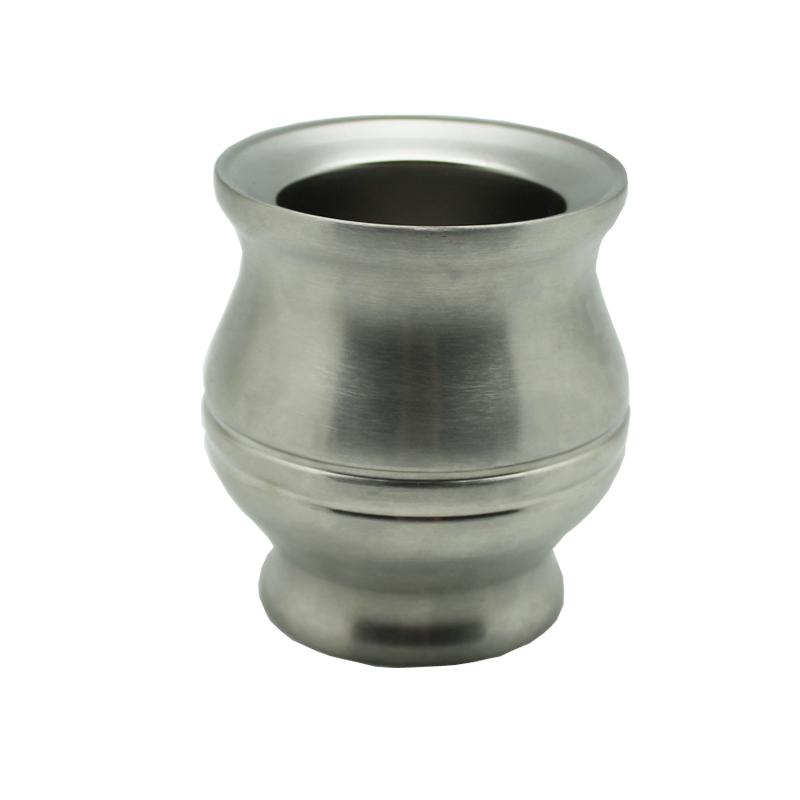 180 ml Thép không Gỉ Yerba Mate Trà Cup