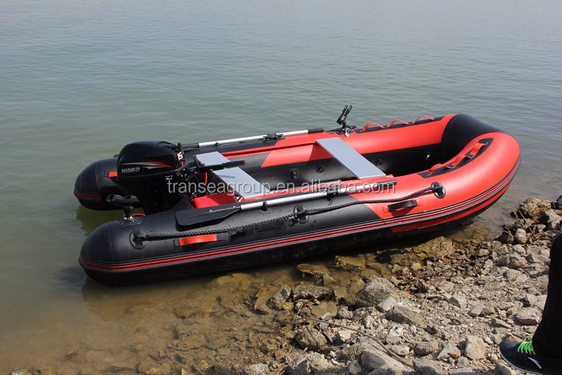 Wholesale ce certificate cheap price small inflatable for Small boat motors cheap