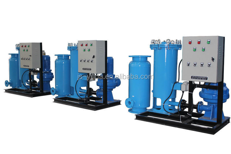 Plc Control System Condenser Brass Tube Cleaning System To Clean ...