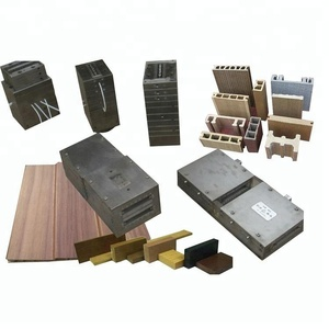 CE STANDARD HIGH PERFORMANCE WPC WOOD PLASTIC EXTRUSION MACHINERY