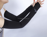 Cool feeling Breathable Compression Arm Sleeves
