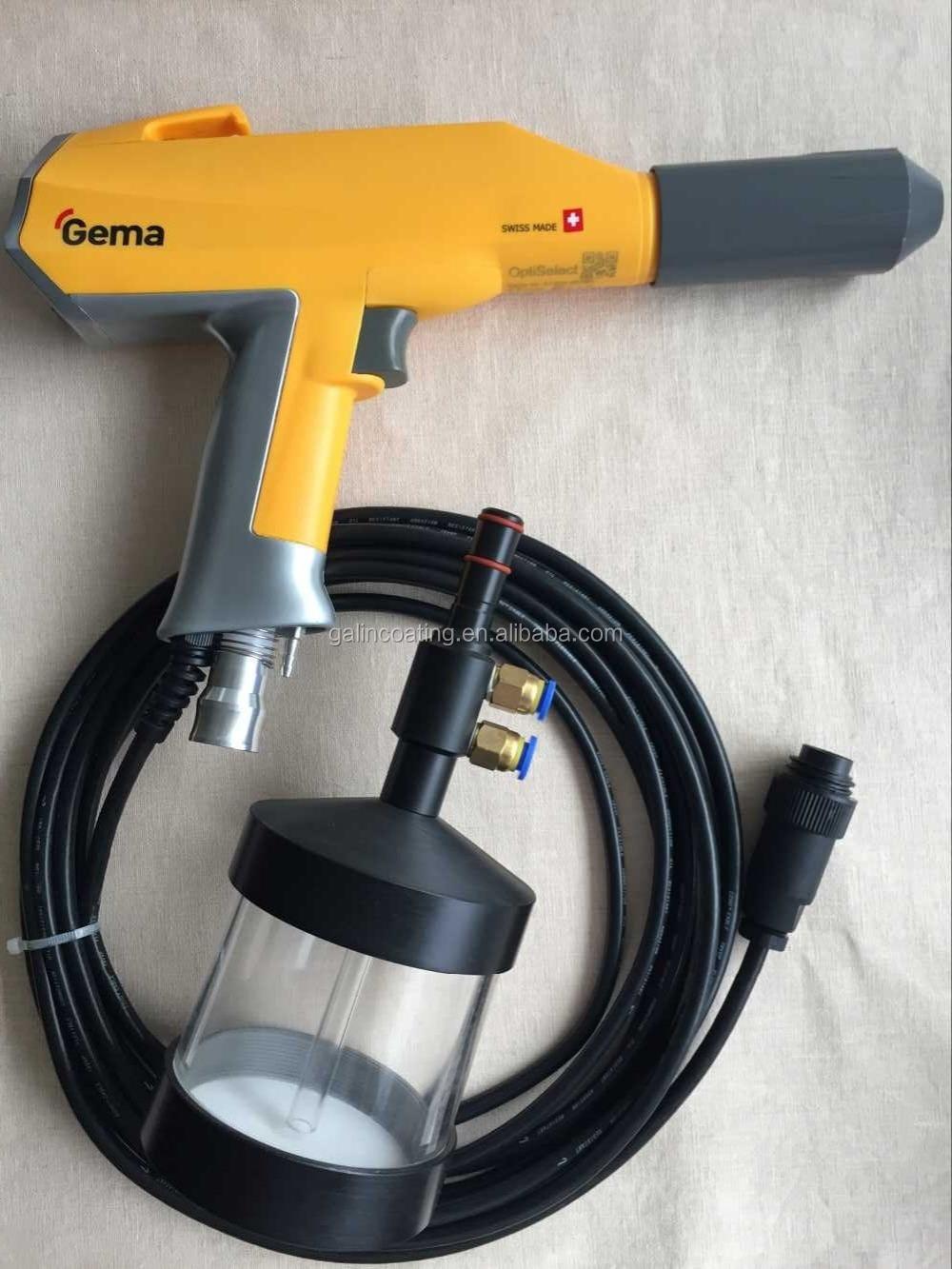 Itw Gema Experimental Electrostatic Spray Gun Buy
