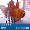Yuantai electric 3 ton chain hoist block for sale