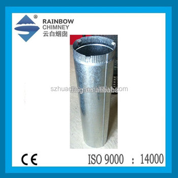 CE galvanized steel chimney pipe australian galvanized flue kits for fireplaces and toves  sc 1 st  Alibaba & Ce Galvanized Steel Chimney Pipe Australian Galvanized Flue Kits For ...