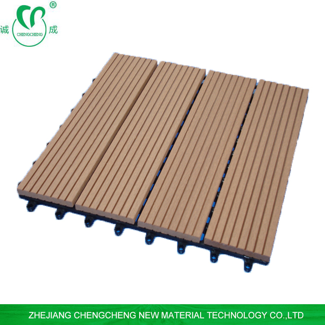 Buy Cheap China plastic wood composite deck tile Products, Find ...