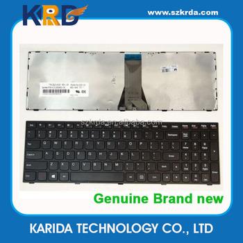 3526a87c2f8 Wholesale It/sp/ru/fr/br/uk/ar/us Laptop Keyboard For Lenovo G50 Z50 ...
