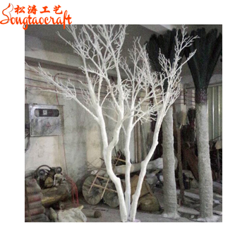Singapore Artificial White Dry Tree