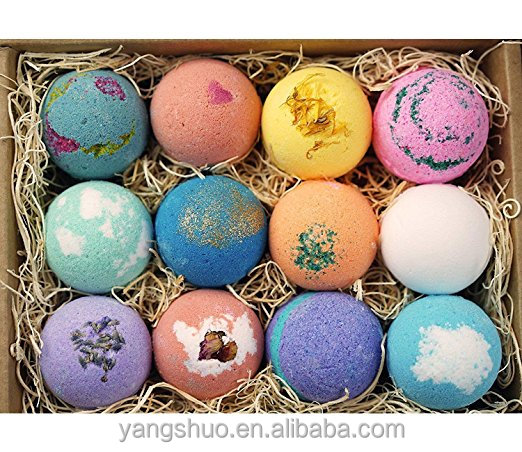 Bath Bombs Free Soap Bar Included All Natural for dead skin