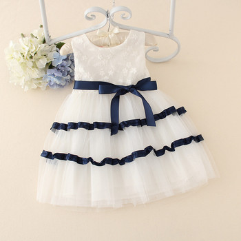 2015 Latest New Formal Baby Girl Party Dress Children Party Frocks