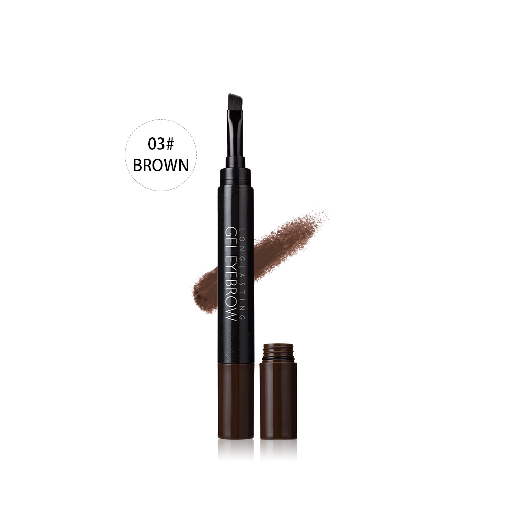 Menow Long Lasting Makeup E403 Anti-Smudge Gel Eyebrow