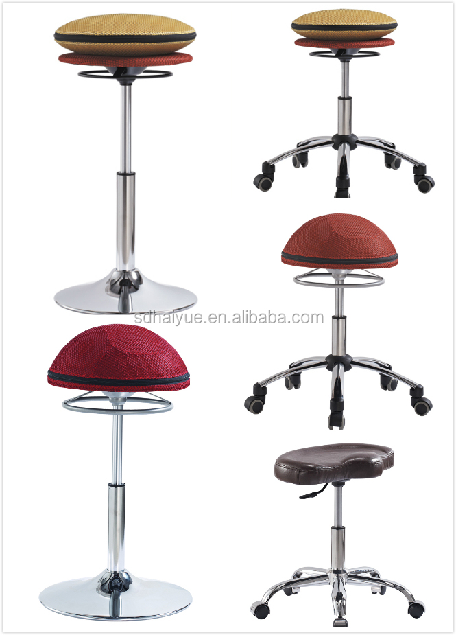 2017 Factory Modern best ergonomic office sit stand stool chair no wheels  sc 1 st  Alibaba : ergonomic bar stool - islam-shia.org