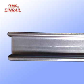 High Quality Cheap Custom C Type Steel Slotted Stainless Iron Guide Rail Galvanized Perforated U Channel