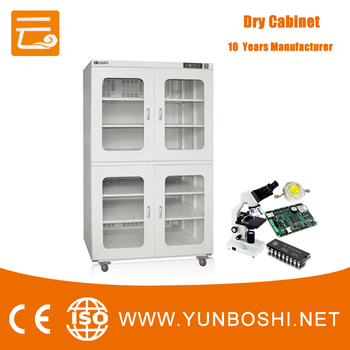 Anti-static Dry Humidity Controlled Storage Cabinet - Buy Humidity ...