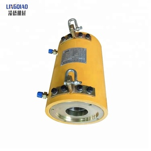 Mini bottle 200 ton electric hydraulic jack price