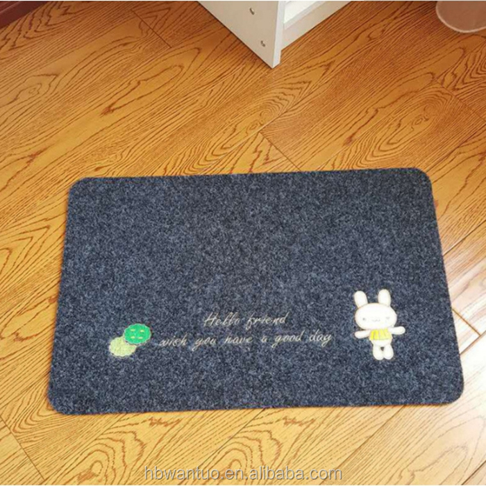 Wool Felt Ground Mat For indoor and outdoor