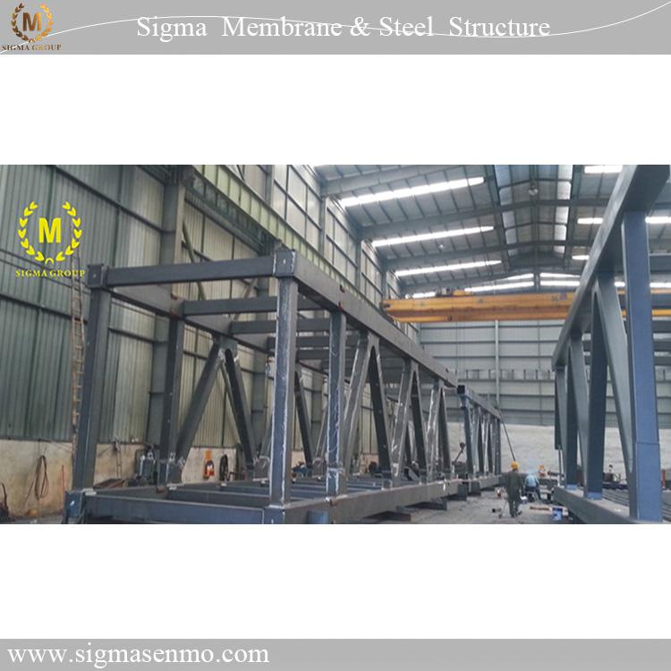 Finden Sie Hohe Qualität Stahl Portalrahmen Konstruktion Hersteller ...