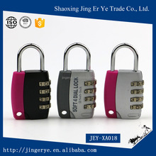 Custom Vier Nummer Cipher Combinatie Lock