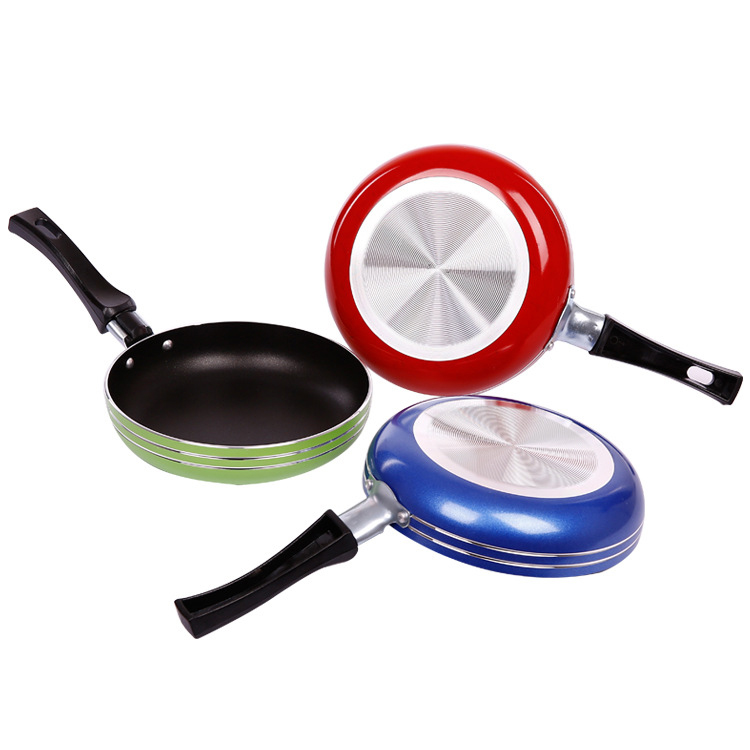 2019 amazon best selling products Color non stick fry pan