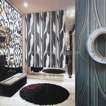 Contemporary Wallpapers 3d Wallpaper Fashion For Restaurant/office Walls