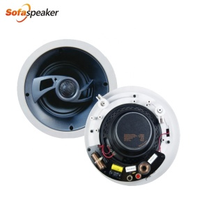 Smart Home Music Hifi 6.5 Inch Bass Audio Ceilling Speaker With Zigbee