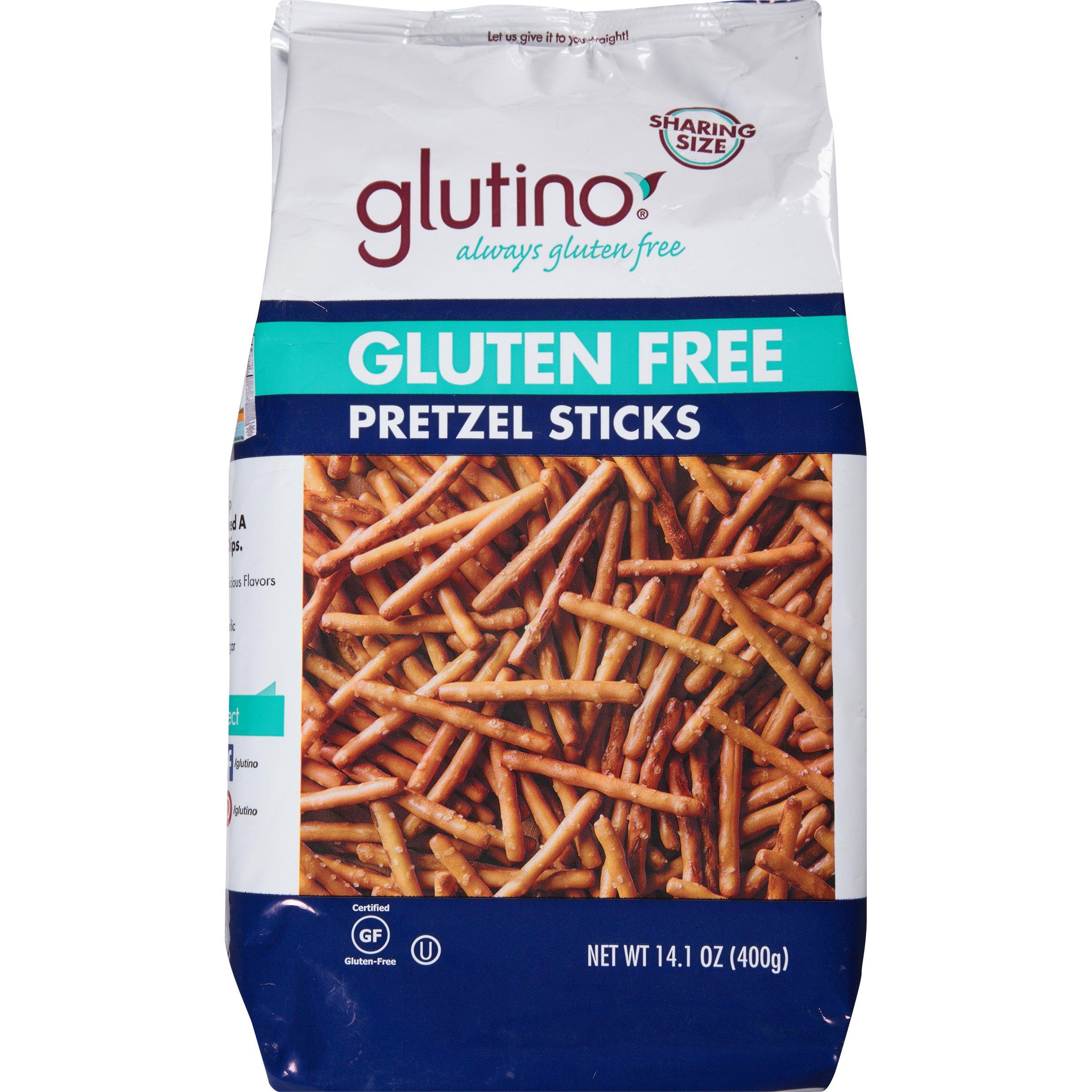 Glutino Gluten Free Pretzel Sticks, 14.1 Ounce