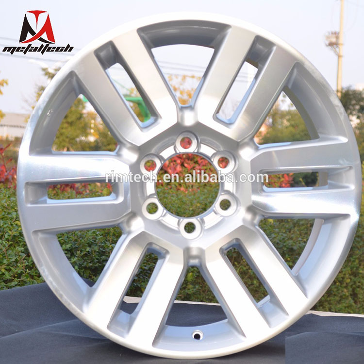 Chinese products sell high performance great quality 6 holes alloy rims