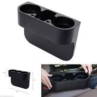 Universal Car RV Truck Seat Seam Wedge Cup Drink Holder Mount Interior Organizer