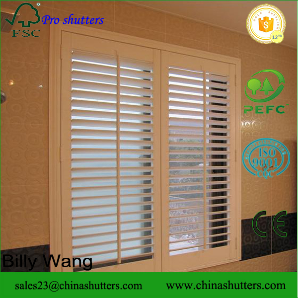 Lovely Unfinished Interior Wooden Shutters, Unfinished Interior Wooden Shutters  Suppliers And Manufacturers At Alibaba.com