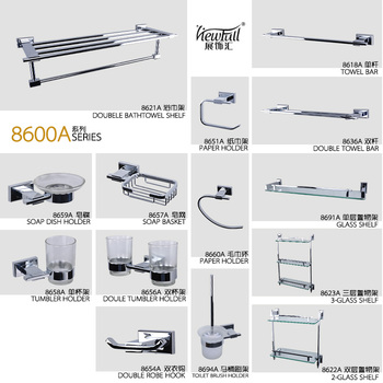 8600a series bathroom accessories sanitary ware buy for Bathroom sanitary accessories