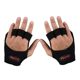 wholesale 2019 trend custom half finger gym training weight lifting gloves fitness