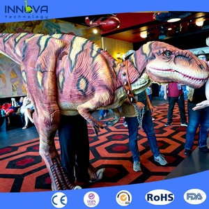 Innova-Kids entertainment real dinosaur suit robotic animal costume