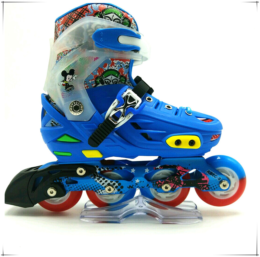 2017professional inline skate wheel size 70mm best quality 4 wheels skate shoe racing skate electric