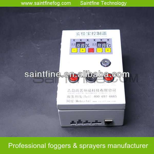 New model fine mist industrial temperature and humidity controller