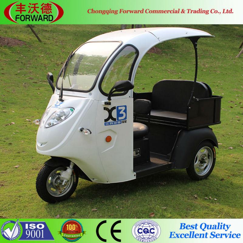 Mini Electric Car 800w Three Wheel For Sale