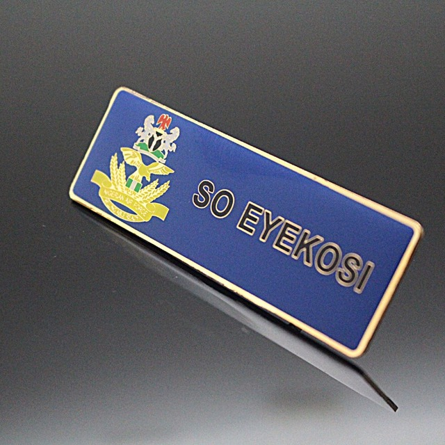 epoxy coating name badge-Source quality epoxy coating name badge
