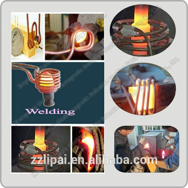 Electromagnetic Induction Welding Machine Crankshaft Welder