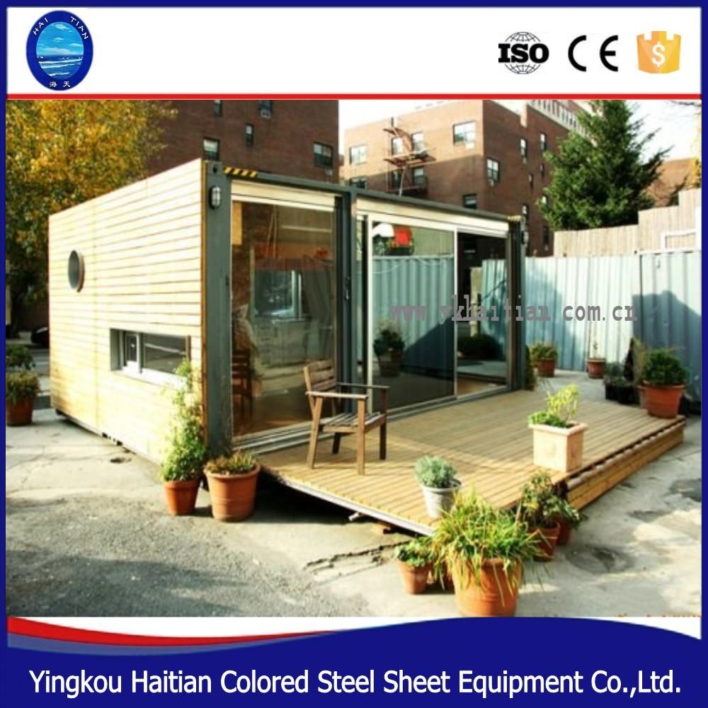 Diseño moderno casa contenedor casa de vivienda y oficina contenedor ...