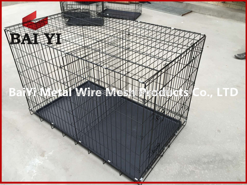 Factory design aluminum dog cage