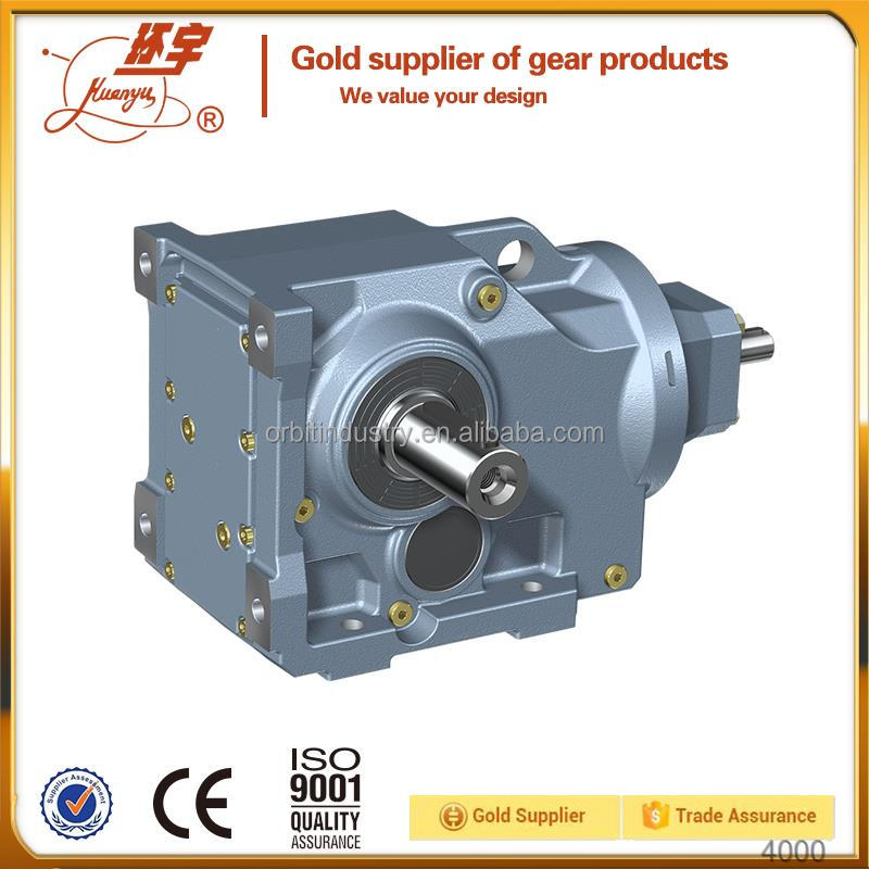 SEW Style Helical Bevel 90 Degree Transmission Gearbox