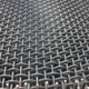 High tensile 65Mn steel Vibrating screen Crimped wire mesh