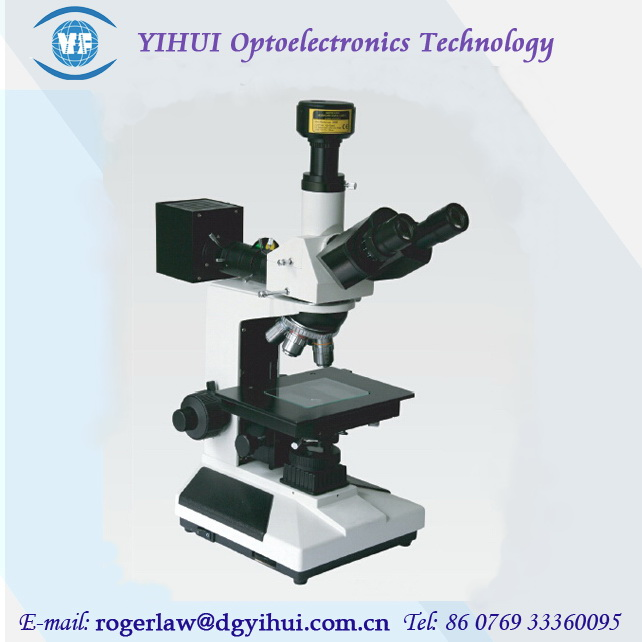 Canton 5MP usb camera metallography microscope