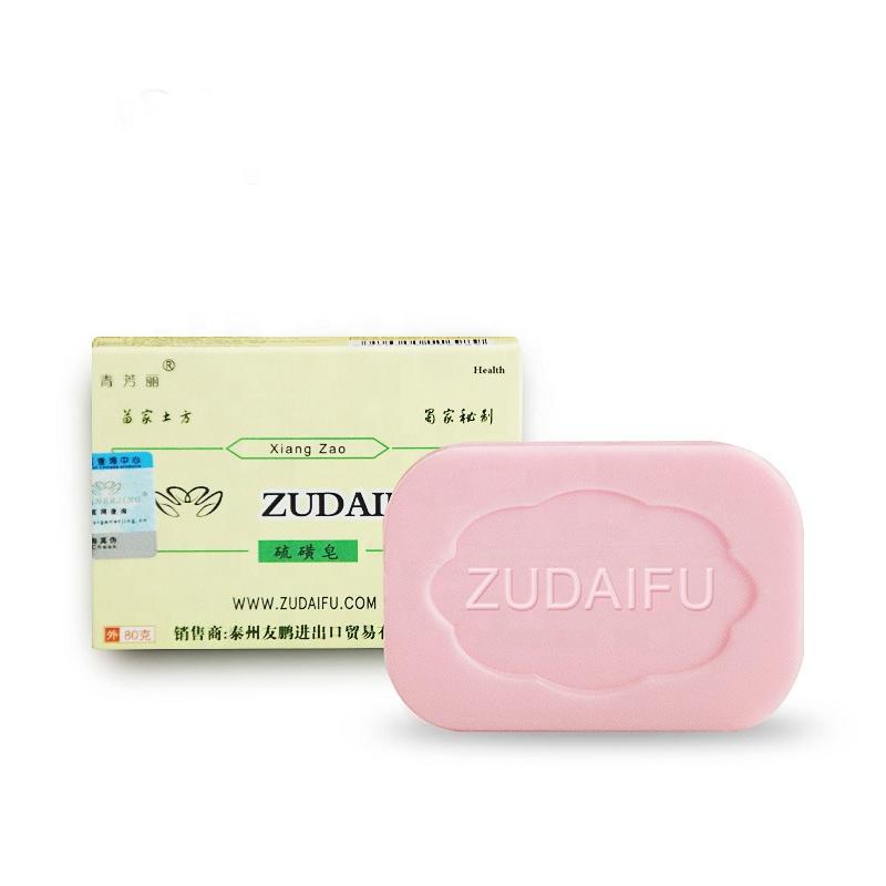 ZUDAIFU Herbal Essence Efektif Terorganisir Kondisi Kulit Perawatan Menghilangkan Jerawat Mandi Shower Sabun