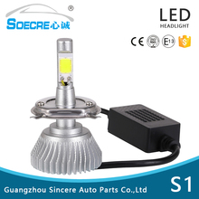 Cob chip 28w led headlight car Top selling Guangzhou factory