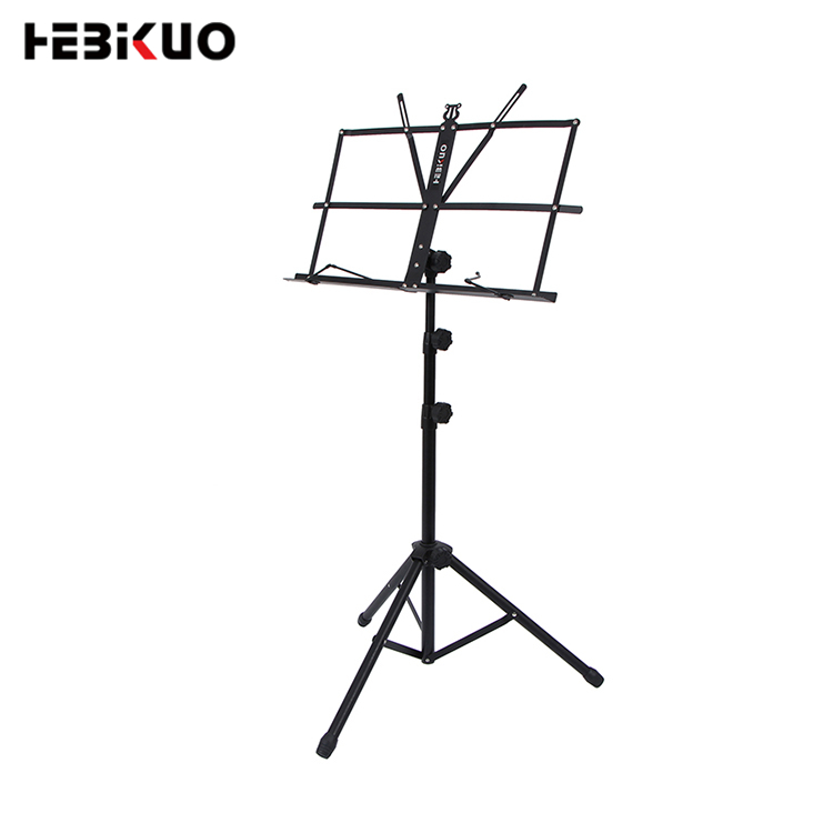 OEM custom professional heavy duty foldable orchestra music stands