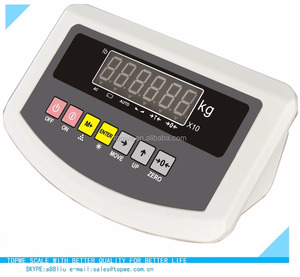 XK315A1 Weighing Indicator For TCS Platform Scale
