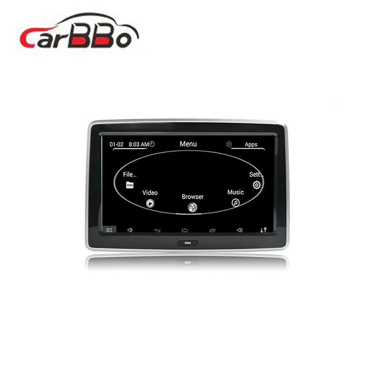 12 Volt android touch screen video player poggiatesta wifi monitor lcd auto auto tv