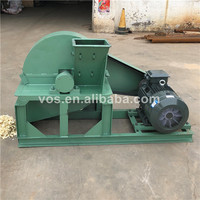 Electric motor driven horse bed wood shaving machine