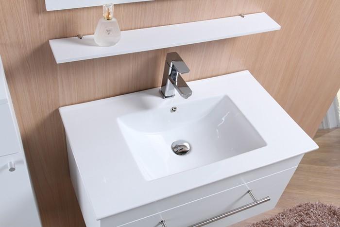 Cupc badkamer keramische onder wastafel kast voor noord amerika