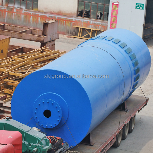 Ceramic Sand Plant as Proppant Production for Oil Industry